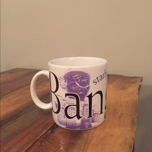 20 oz Starbucks City mug collectors series